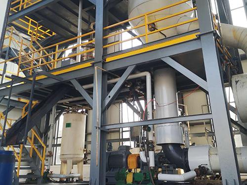 南京灰渣填埋场渗滤液处理站技改项目